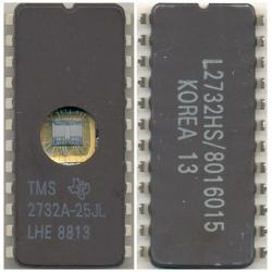 Eprom Tms2732A-45