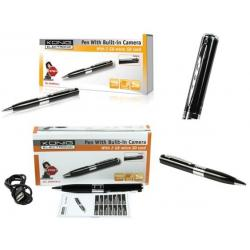 Penna con Videocamera Spy Pen HD 1280*960 2Gb