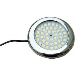Faretto SPOT 42LED 6000K 12V 3W 90(D)X8(H)MM ARG