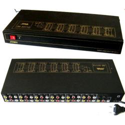Distributore Audio-Video Stereo 1 In 12 Out