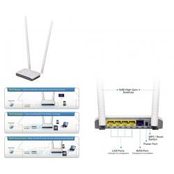 EDIMAX N300 Wireless Multi Function Router BR6428NC 3in1