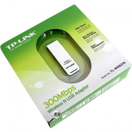 Adattatore USB Wireless 300Mbps TL-WN821N