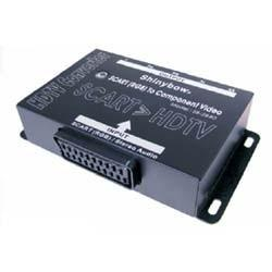 Convertitore Audio Video Scart IN Component OUT HDTV