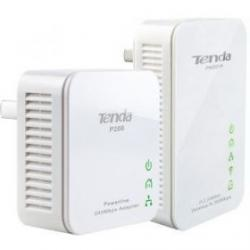Tenda Kit Powerline WI-FI Adattatore+Router PW210A  P200