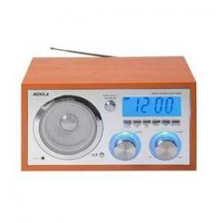 RADIO SVEGLIA AM/FM CON DISPLAY LCD AUDIOLA WR769AX/RS