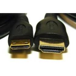CAVO SP.HDMI - SP.HDMI MINI L 1.5M, 1080P, 3D