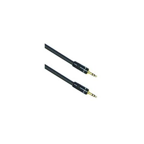 CAVO AUDIO DA 1 SPINA JACK 3,5MM STEREO A 1 SPINA JACK 3,5MM STE