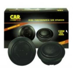 COPPIA DOME TWEETER NEODIMIO 150W CAR P.